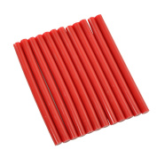 GlueSticksDirect Red Coloured Glue Stick mini X 4
