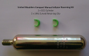 Rearming Kit for UML Compact Manual Inflator with extra clip