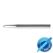 Otto Herder Cuticle Trimmer   Ergonomic handle - Extra sharp - Stainless steel - made in Germany