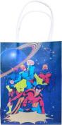 Super Hero Paper Bag With Handles