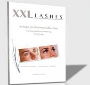"XXL Lashes Training Manual ""Russian Volume Technique"", xD Eyelash Technique Training Size German"