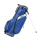 Wilson Golf Unisex Wilson Profile Bag Wilson Profile Golf Carry Bag (Blue),
