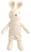 (Tommy The Bunny)100% Organic Cotton Baby First Doll, 50cm