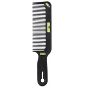 Scalpmaster 20cm - 1.9cm Clipper Comb With Levels SC9269