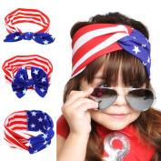American US Flag Bandana Headband - Show Your American Pride - Bandana Headband US Bandana For Men USA Flag