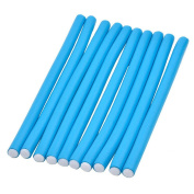 PU Health 10 Piece Hair Roller Rods for Long & Short Hair DIY Styling Tools