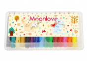 16 Assorted Colour Face Painting Crayon Pencils Face Body Paint Makeup Set Safe Non-toxic Oil Pastel Painting Pencils Sticks, Easy to Wash