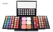 J-Beauty Makeup Eyeshadow Lip Gloss 78 Colours Collection Sets