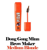 Chosungah22 Dong Gong Minn Brow Maker 11ml / 3Color / #MEDIUM BLONDE