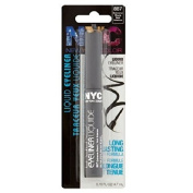 NYC New York Colour Liquid Eyeliner 887 Pearlized Black 5ml