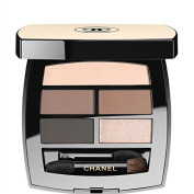 Chanel LES BEIGES HEALTHY GLOW Natural Eyeshadow Palette New in Box