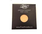 Pure Anada Pressed Powder Natural Mineral Eye Shadow Ecru Sandy Beige