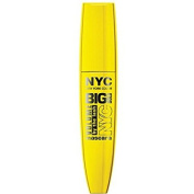 NYC New York Colour Big Bold Volume By the Lash Mascara Black 10ml
