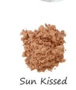 Cheeky Cosmetics Natural Mineral Powder Bronzer - Sun Kissed for Fair Skin