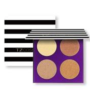 Miskos Highlighter Bronzer Glow Kit Face Makeup Eyeshadow Palette Iluminador Maquiagem Beauty Cosmetics Make up Palette