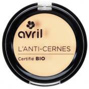 AVRIL - Organic Concealer - Ivoire - Creamy and Opaque Texture - Long Lasting - Vegan - 2.5 gr