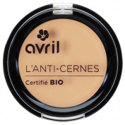 AVRIL - Organic Concealer - NUDE - Creamy and Opaque Texture - Long Lasting - Vegan - 2.5 gr