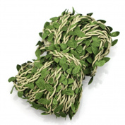 Techinal 1 Roll 10m Artificial Vine Fake Foliage Leaves Garland Plant Home Wall Wedding Garden Decor 1000cm