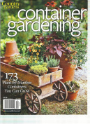 COUNTRY GARDENS CONTAINER GARDENING, 2014 ( 173 PLANT-BY - NUMBER CONTAINERS