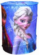 Big Frozen Elsa & Anna Olaf Hamper Toy Storage Laundry Basket