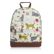 SALE SALE - New Childrens Designer Style Canvas/UNICORN/UMBERILLA/ ANCHOR/ELEPHANT/RABBIT/BLOSSOM FLOWER/CRITTERS/WHALE Print Backpack Bag - JC Kids 'Back to School' Collection