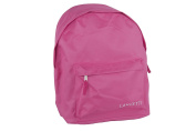 Backpack man woman LANCETTI bag free time school office fuchsia M284T