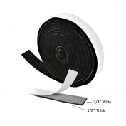 Onlyfire BBQ High Heat Gasket Replacement with Adhesive Fits for Medium / Small / Mini Big Green Egg