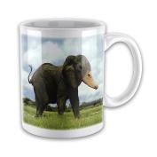 Duck-Elephant Hybrid Weird/Funny Novelty Gift Mug