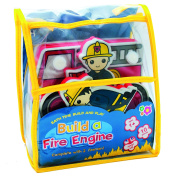 Meadow Kids Build A Fire Engine Firetruck
