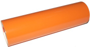 INDIGOS UG - Viper Stripes / Rallye glosy - ORANGE - 400 cm x 20 cm for the car, glass, car sign