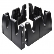Set of 2 Trunk Cargo Organiser Blocks Container for Car SUV or Minivan