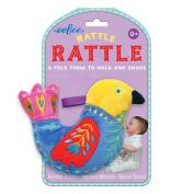 eeBoo Bird Baby Rattle Rattle