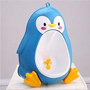 Blue Baby-Boys-Penguin-Toilet-Potty-Training-Kids-Toddler-Urinal-Bathroom-Pee-Trainer