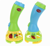 Kids Childhood Outdoor Game Water Fun Play Toy Hand Held Bubble