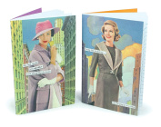 Anne Taintor Notebook Set - She Had Made Yet Another Wise Shopping Decision
