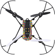 MightySkins Protective Vinyl Skin Decal for Parrot Mambo Drone Quadcopter wrap cover sticker skins Colour Bridge
