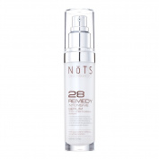 NOTS 28 Remedy Intensive Serum – Anti Acne Serum Treatment + Smoothing & Soothing Serum + Reduce the Appearance of Scars, Wrinkles, and Dark Spots, 35ml