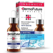 Dermofuture Rejuvenating Face Therapy with Biotin Day and Night Anti Age Serum