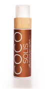 COCOSOLIS Suntan & Body Oil Cocoa | Get Healthy Choco Tan with the Help of Only Natural Cold-pressed Oils | Best Skin Care Moisturiser | 5 Precious Oils to Make Your Skin Revitalised