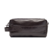 PICARD Leather Bag Messenger Promo 25 Unisex Black 5447