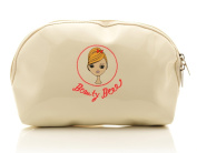 High Quality Beauty Beee Wash Bag | Make-Up Bag Perfect For When You 'Re On The Go | Multi Use Pencil Case For School Travel Toiletries Bag/Bag Perfect For Your Place Storage Make up Bag