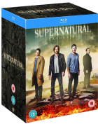 Supernatural: Seasons 1-12 [Regions 1,2,3] [Blu-ray]