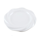 Dinner Plates Lace White Tile-Western Dishes Steak Plates Cake Plates Hotel In Hot Pot Dishes Big 26*2Cm