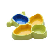 Kids Baby Creative Divided Plates/ Feeding Utensils/ Tableware Sets-05