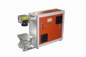 TEN-HIGH Portable Fibre Laser Marking Machine 30W 120V marking machine