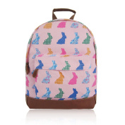 SALE SALE - New KIDS cath Kidston Childrens Designer Style Canvas RABBIT Print Backpack Bag JC Kids 'Back to School' Collection …