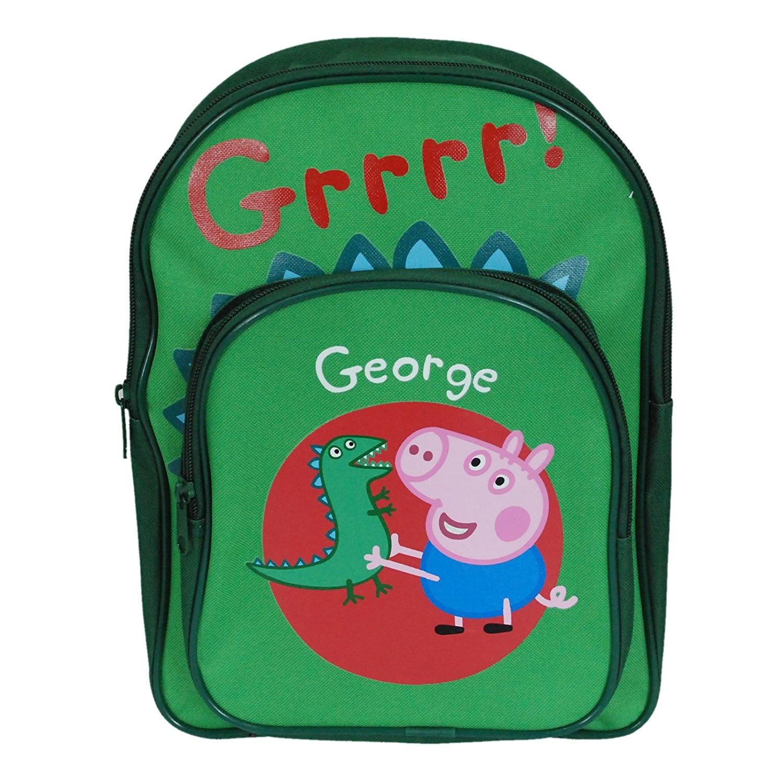 Peppa Pig Character Girls Boys Unisex Kids Children s Rucksack ... 19cd3c64f1384