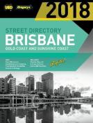 Brisbane Refidex Street Directory 2018 62nd ed