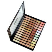 50 Colour Concealer Palette - Professional Women Makeup Cosmetic Foundation Contour Creamy Highlighter Camouflage Kit