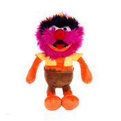 Disney The Muppets 20cm 'Animal' Soft Plush Toy - The Muppets Movie Toys